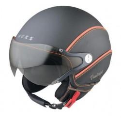 CASCO JET NEXX X60 VINTAGE BLACK
