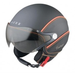 JET HELMET NEXX X60 VINTAGE BLACK