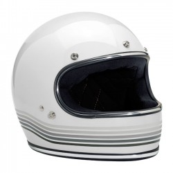 CASCO INTEGRAL BILTWELL GRINGO SPECTRUM WHITE