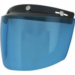 UNIVERSAL DISPLAY AFX HELMET JET BLUE