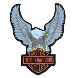 EAGLE HARLEY DAVIDSON CLASSIC PATCH 33 X 25 CM