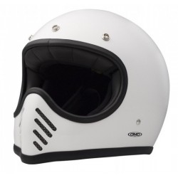 DMD FULL FACE HELMET SEVENTY FIVE WHITE