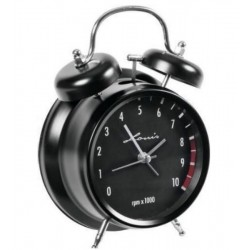 RELOJ DESPERTADOR RPM RETRO