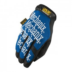GLOVES MECHANIX ORIGINAL BLUE