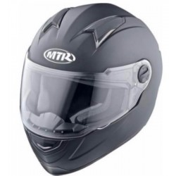 HELMET INTEGRAL MT R S-5 BLACK MATT