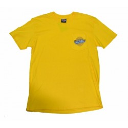 CAMISETA HARLEY DAVIDSON YELLOW SPLIT (OUTLET)