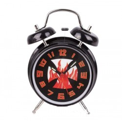 RELOJ DESPERTADOR CROSS FLAME
