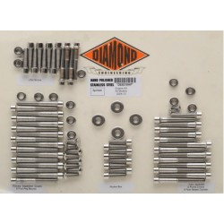 SCREW KIT OEM STYLE Harley Davidson Sportster 04-16