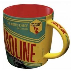 CERAMIC GASOLINE CUP