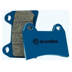 BREMBO BRAKE PADS ORGANIC HONDA VT1100 C3 AERO