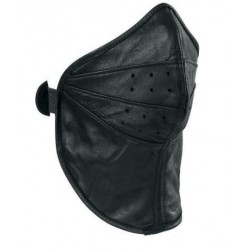 HIGHWAY FACEMASK LEATHER
