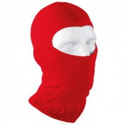 RED BALACLAVA