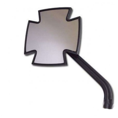 MALT CROSS MIRROR CHROME