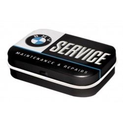 BMW PILL BOX SERVICE