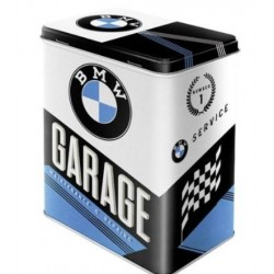 CAJA METAL BMW GARAGE