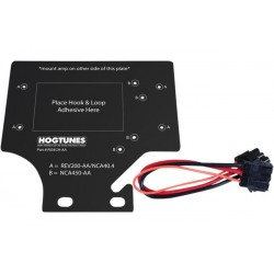 MOUNTING KIT FOR HOGTUNES NCA450 AMPLIFIER FOR HARLEY DAVIDSON FLTR/FLTRX 98-13