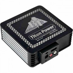 TITAN 2-CHANNEL COMPACT AUDIO AMPLIFIER