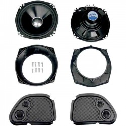 KIT DE ALTAVOCES HIGH-PERFORMANCE PARA HARLEY DAVIDSON ROAD GLIDE 06-13
