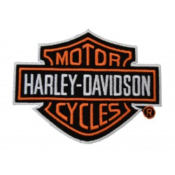 PARCHE HARLEY DAVIDSON LOGO 14 X 10.5 CM.