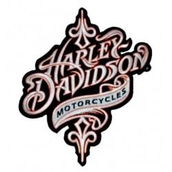 PARCHE HARLEY DAVIDSON TRIBAL 26 X 22 CM.