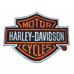 PATCH HARLEY DAVIDSON LOGO 24 X 19 CM
