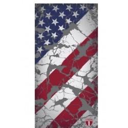 BRAGA BUFF MULTIFUNCIONAL US FLAG VINTAGE