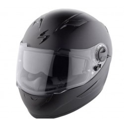 CASCO INTEGRAL SCORPION EXO-490 NEGRO MATE