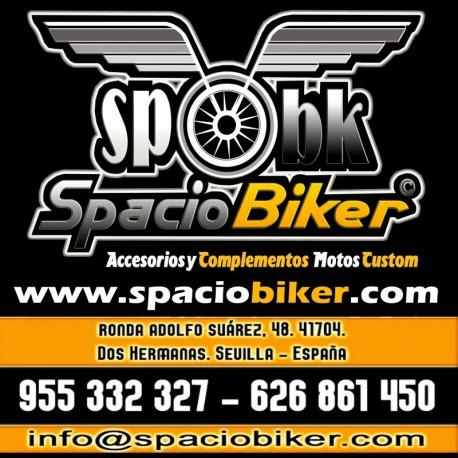 WWW.SPACIOBIKER.COM ACCESORIOS Y COMPLEMENTOS CUSTOM