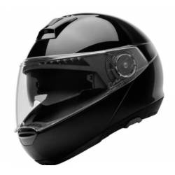 CASCO MODULAR SCHUBERTH C4 NEGRO BRILLO