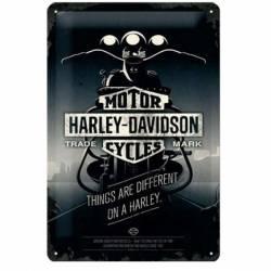 PLATE THING HARLEY- DAVIDSON