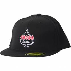 HAT KW FLEXFIT BLACK