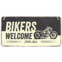 HANGING SIGN BIKERS WELCOME