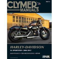 SERVICE MANUAL HARLEY DAVIDSON SPORTSTER 04-13