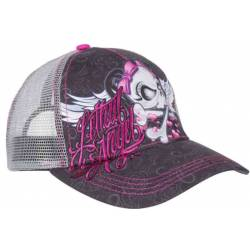 LETHAL ANGEL GIRL SKULL CAP