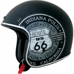 CASCO JET AFX FX-76 RUTA 66 (OUTLET)
