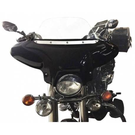 ABS FAIRING BLACK MATT YAMAHA (VARIOUS MODELS)