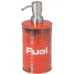 DISPENSADOR DE JABON BARRIL FUEL