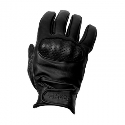 LEATHER GLOVE ROEG BUTCH BLACK