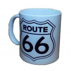 ROUTE 66 CERAMIC CUP