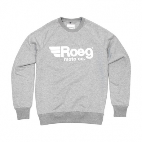 ROEG SHAWN SWEATER BLACK SWEATER