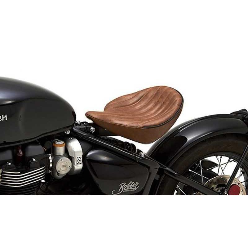 SEAT ONLY CORBIN TRIUMPH BOBBER 17-18 - SpacioBiker