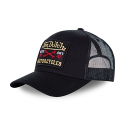 VON DUTCH BASEBALL CAP BLACKY 2