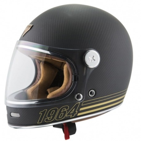 INTEGRAL HELMET BY CITY ROADSTER CARBON