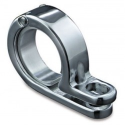 P-CLAMP KURYAKYN CHROME 38-413MM