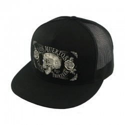 GORRA TRUCKER LUCKY 13 THE DEAD SKULL