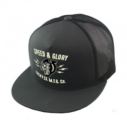 CAP TRUCKER LUCKY 13 THE PANTHER