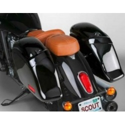 ALFORJAS CRUISELINER NEGRO BRILLO INDIAN SCOUT 14-19