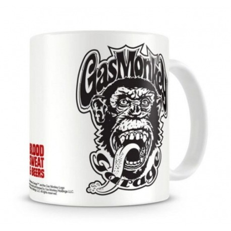 GAS MUG MONKEY BLOOD SWEAT & BEERS