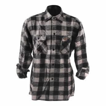 camisa-fostex-checkered-grey