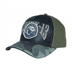 CAP LUCKY 13 CAMO MILITARY